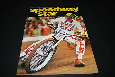 Speedway Star Magazine July 14 1979 - Poole  Back Cover Team Photo