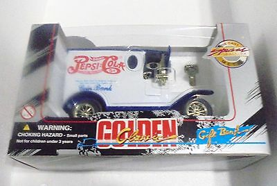 Pepsi-Cola Diecast coin bank  1996     ( New in the box)