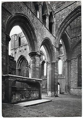 Postcard Quire & Transept Tomb of Thomas Lord Dacre Lanercost Priory Cumbria RP