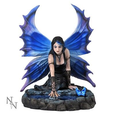 Gorgeous Immortal Flight Figurine/ornament By Anne Stokes