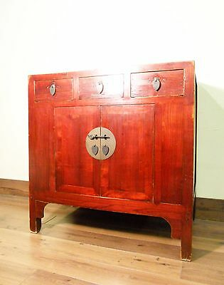 Antique Chinese Ming Cabinet/Sideboard (5593), Circa 1800-1849