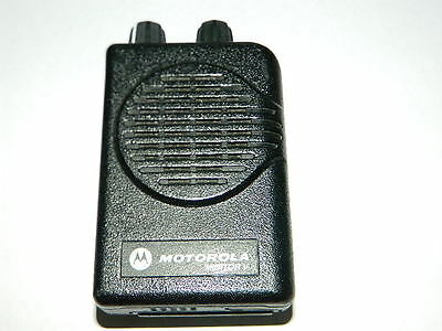 Motorola Minitor V Uhf A04Kms7238Bc Single Channel Pager(462.9750)462~469.9875