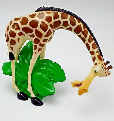 Madagascar Marty Giraffe Figure Cake Topper
