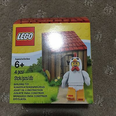 LEGO 5004468 ICONIC EASTER Minifigure CHICKEN SUIT GUY Melb pick up available