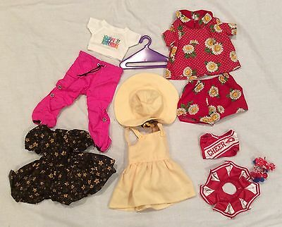MAGIC ATTIC CLUB Doll Clothing  + 2 extra outfits , hanger