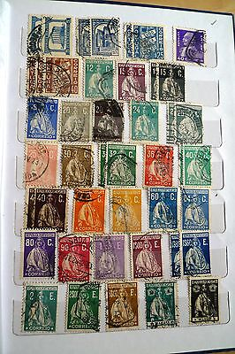 Portugal Lot 4 Over 40 Stamps