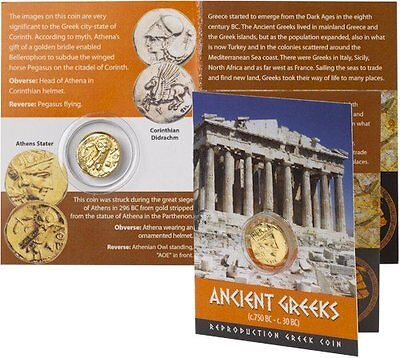Greek Coin Pack - Athens Stater
