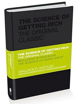 The Science of Getting Rich: The Original Classic by Wallace Wattles, Tom Butler