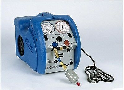 Oil-free Recovery unit Promax Minimax (FCKW, HFCKW, HFKW)