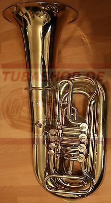 4/4 B / BBb Tuba Amati 481 LACKIERT / LACQUERED