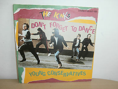 7 inch Vinyl          KINKS               ***DON´T FORGET TO DANCE***