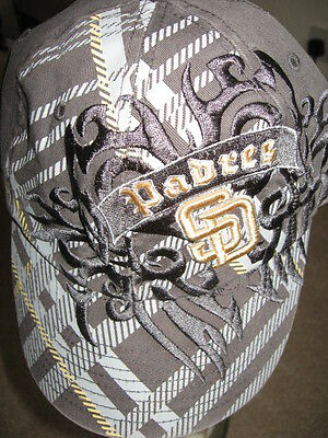 San Diego Padres Baseball Cap - Official Hat of the Fan - authentic merchandise