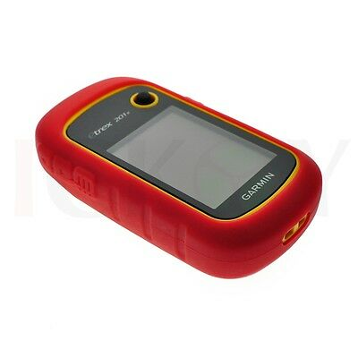 Protect Red Case for Handheld Hiking GPS Garmin eTrex 10 20 30 10x 20x 30x