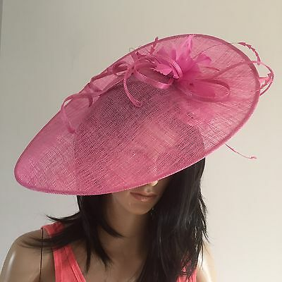 Pink Wedding Occasion Hatinator Disc **hat Sale **