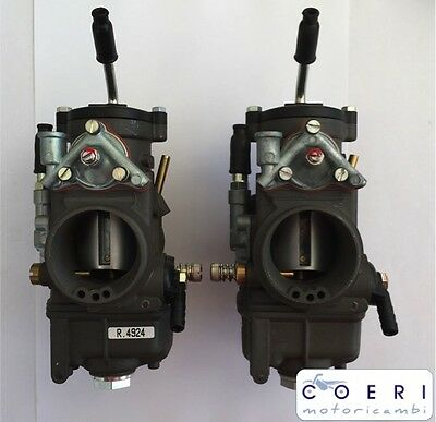 Coppia carburatori Dell'Orto 40 - PHM 40 ND1/NS1 | Carburetor Dell'Orto NEW L+R