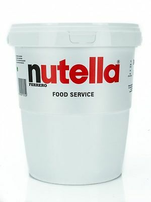 1 x Nutella XXL Container - 3kg / 6.6lbs / 105.82oz  **The Original Product**