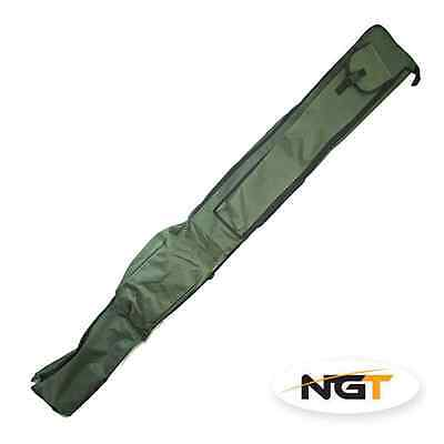NGT 2+2 ROD RODS HOLDALL case bag VARIOUS POCKETS CARP COARSE FISHING TACKLE NEW