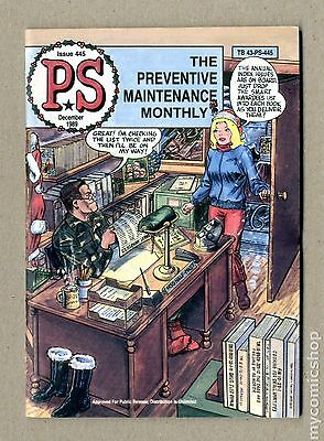 PS The Preventive Maintenance Monthly (1951) #445 VF 8.0