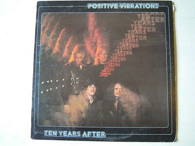 Ten Years After - POSITIVE VIBRATIONS (Lp) Press USA