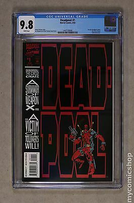 Deadpool The Circle Chase (1993) #1A CGC 9.8 (1447138006)