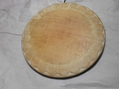 Vintage Small Wooden Bread/cake Board.
