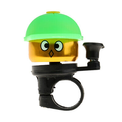 Lovely Kids Child Ring Bell For Cycling Bicycle Bike Riding Handlebar Horn Alarm