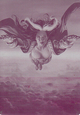 2016 Marvel Masterpieces - Printing PLATE #43 Rogue 1 of 1 Magenta