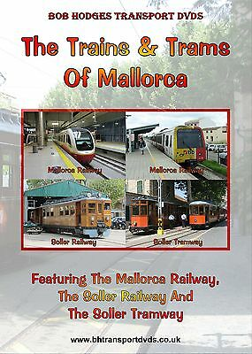 The Trains & Trams Of Mallorca,The Mallorca Railway & Soller Railway/Tramway DVD