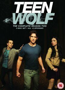 Teen Wolf - Season 2 - Complete (DVD, 2013, 3-Disc Set)