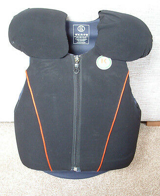 Kan Teq Body Protector Equestrian Body Protector by Knox