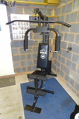 Home Gym : York Fitness inc. Weights - Excellent Condition