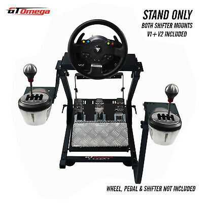 GT Omega Steering Wheel stand PRO for Thrustmaster TX Racing wheel TH8A shifter