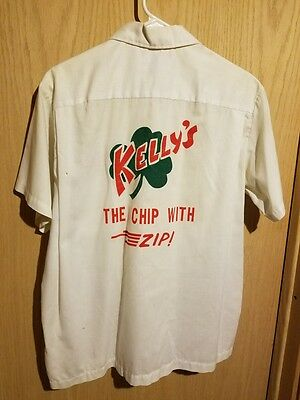 Vintage Hilton Bowling Shirt from Kelly's Chips