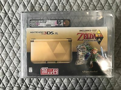Nintendo 3DS XL (Latest Model) The Legend of Zelda:A Link Between Worlds VGA 85+