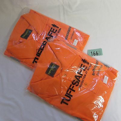 Railway Memorabilia-Bombardier Services -TWO HiVis Polo T Shirts Med -166 - NEW