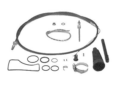 815471T1 Quicksilver Shift Cable Kit for Mercruiser Bravo