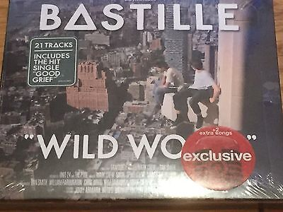 Bastille-Wild World Exclusive Target Store Cd Includes 2 Extra Tracks