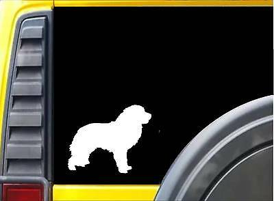 Great Pyrenees Sticker k657 6 inch dog decal