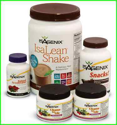 ISAGENIX - 9-Day Nutritional Cleansing & Weight Loss Program