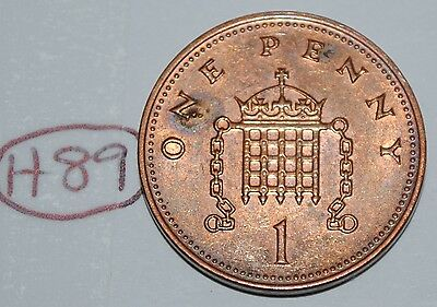 2005 Great Britain 1 Penny UK Coin KM# 986 Lot #H89