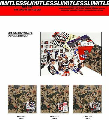NCT127 - NCT #127 LIMITLESS (2nd Mini Album)/Select Version/Poster Option