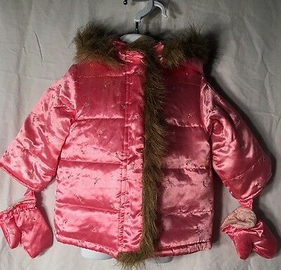 Toddler Girls First Impressions Size 18 Months  Winter Coat