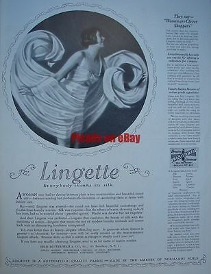 1924 Lingette A Butterfield Quality Fabric Normandy Voile Muslin Silk Substitute