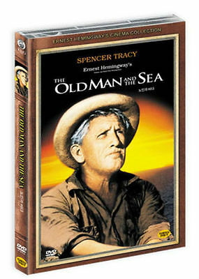 The Old Man and the Sea(1958) (DVD,All,Sealed,New) Spencer Tracy, Harry Bellaver