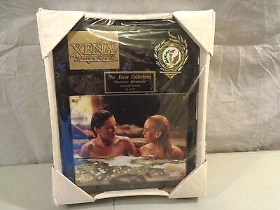 "The Xena Collection ""Precious Moments"" Limited Edition # 69 of 250 Rare NEW"