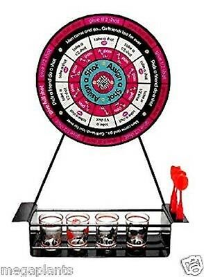 Adult DART Board Delish The LADIES Only DRINKING Party GAME NEW