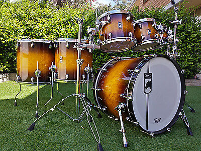 MAPEX BLACK PANTHER VELVETONE KIT (5 Piece only)