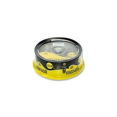 Ga57283 Maxell - 628522 - Cd-R, 25 Pack Spindle