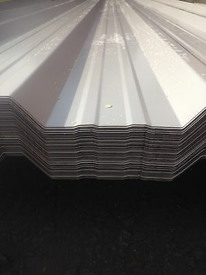 Box Profile Metal Roofing Sheets - 3.6 X 1Mt- Polyester Coated