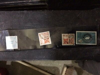 Stamps From Bahrain